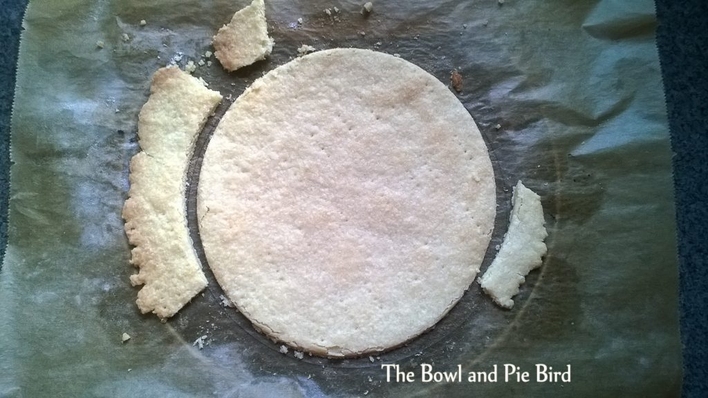Pastry base TBAPB